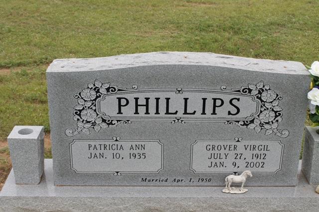 Grover Virgil Phillips