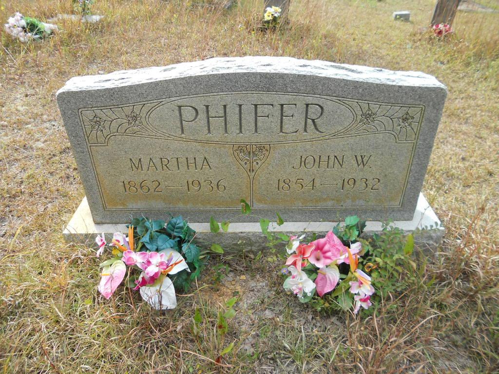 Martha Julia <i>Rose</i> Phifer