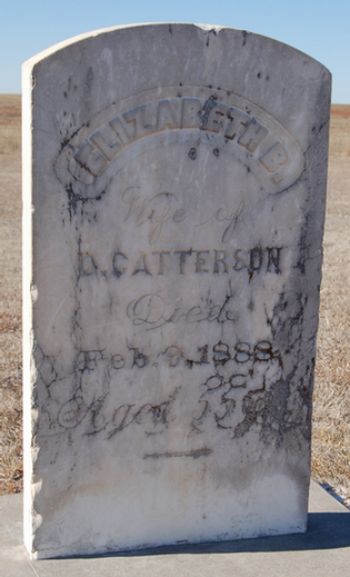 Elizabeth Baxter <i>Burns</i> Catterson