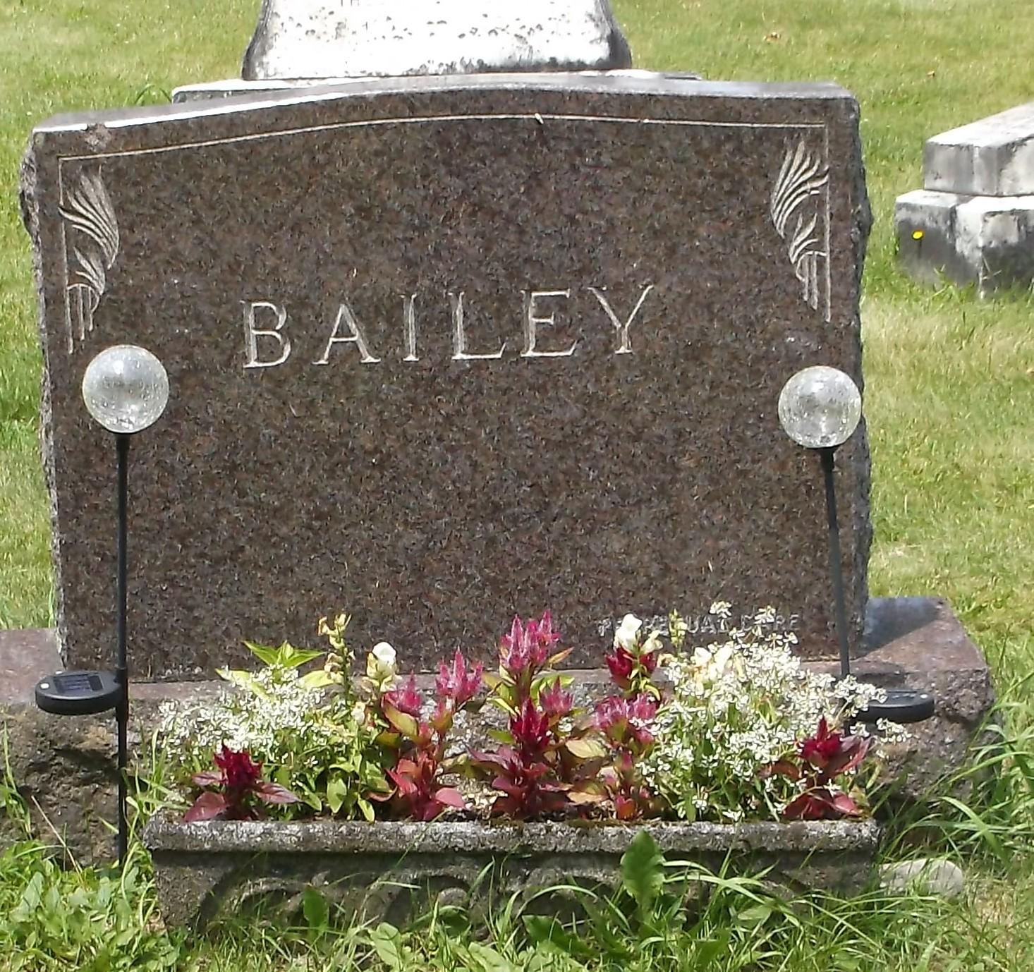 Madline Augusta <i>Drake</i> Bailey