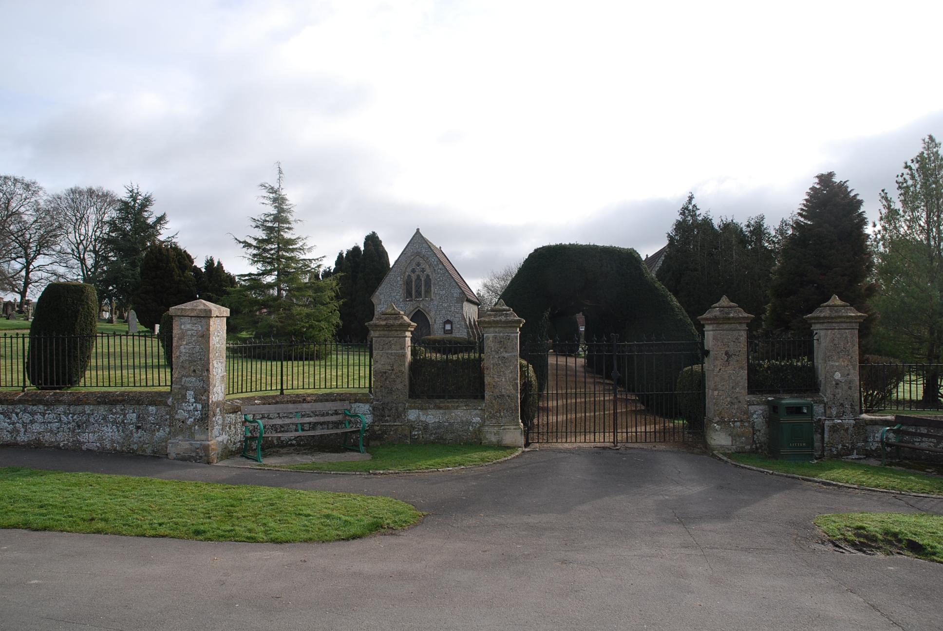 Mere Cemetery