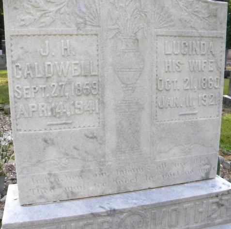 John Hamilton Hamp Caldwell