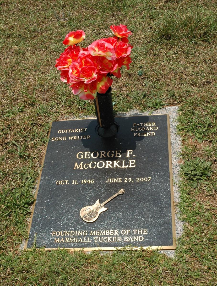 George F. McCorkle