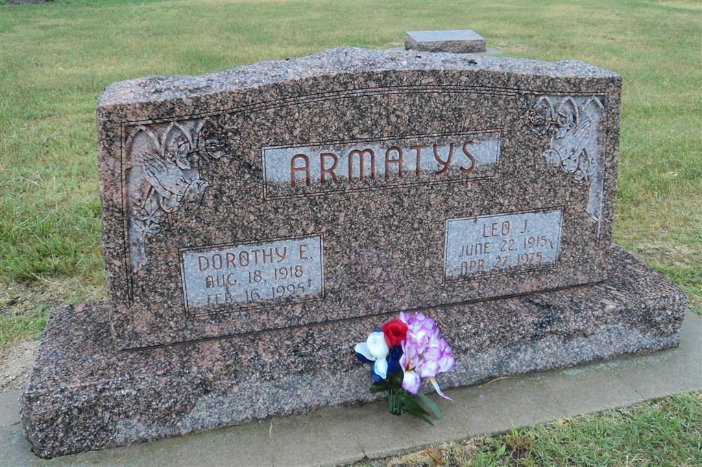 Dorothy E. <i>Power</i> Armatys