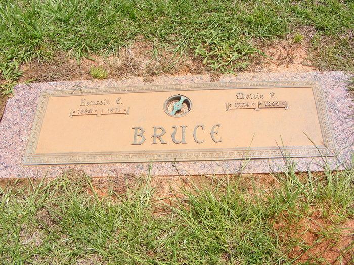Mary Mollie <i>Freeman</i> Bruce