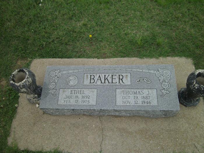 Thomas Jefferson Baker