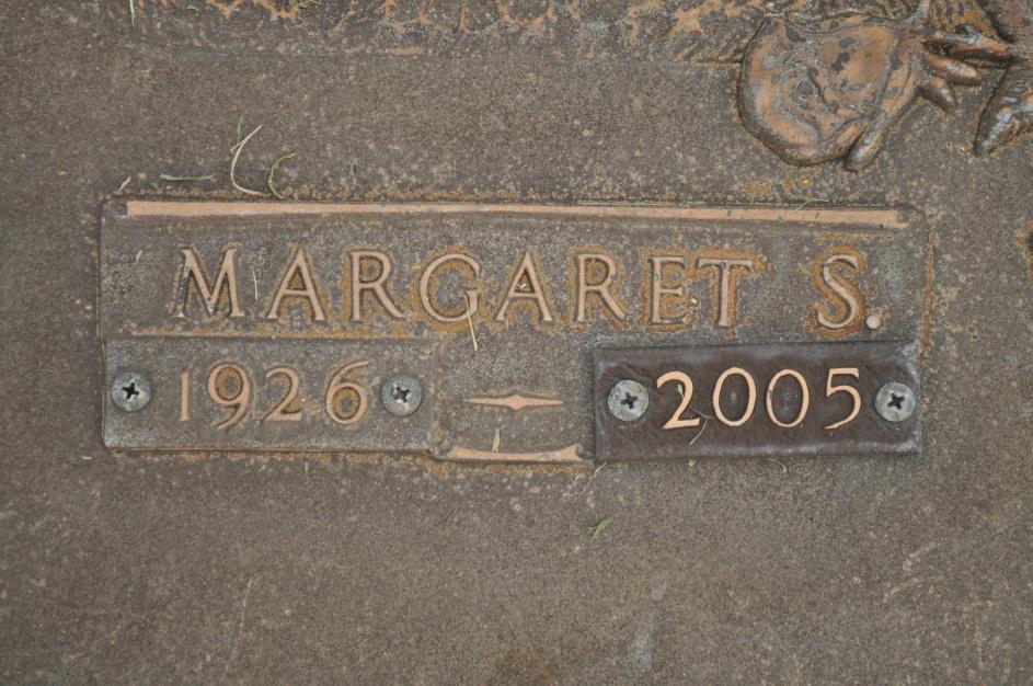 Margaret <i>Sapp</i> Alderman