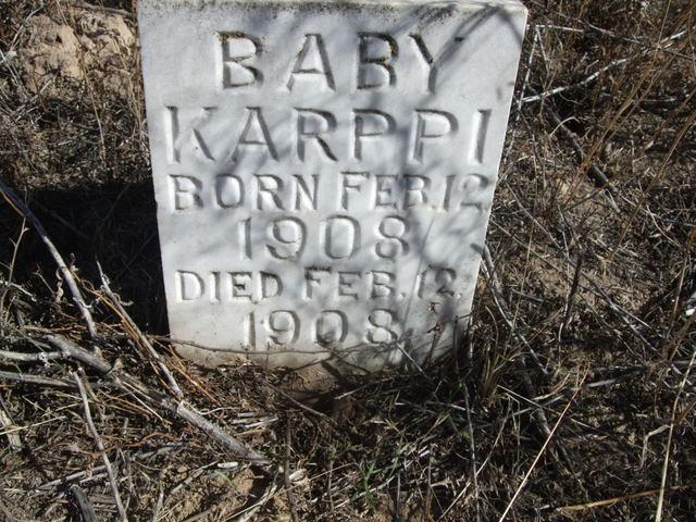 Baby Karppi