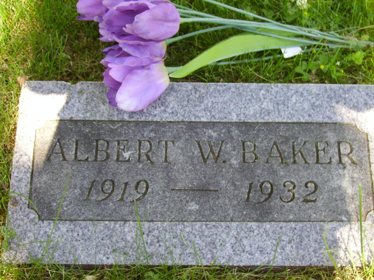 Albert Willis Baker