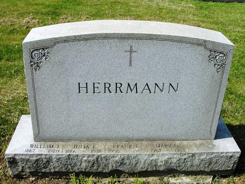 Frank F Herrmann