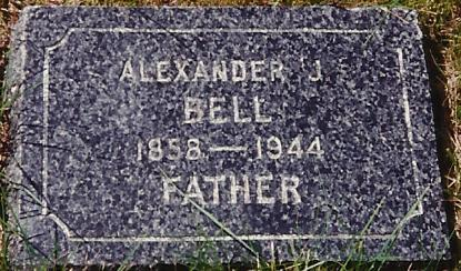 Alexander Lewis Bell