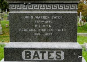 John Warren Bates