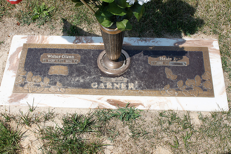 Walter Glenn Garner