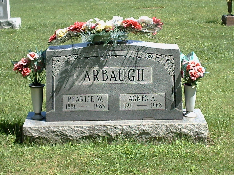 Agnes A. <i>Beckett</i> Arbaugh