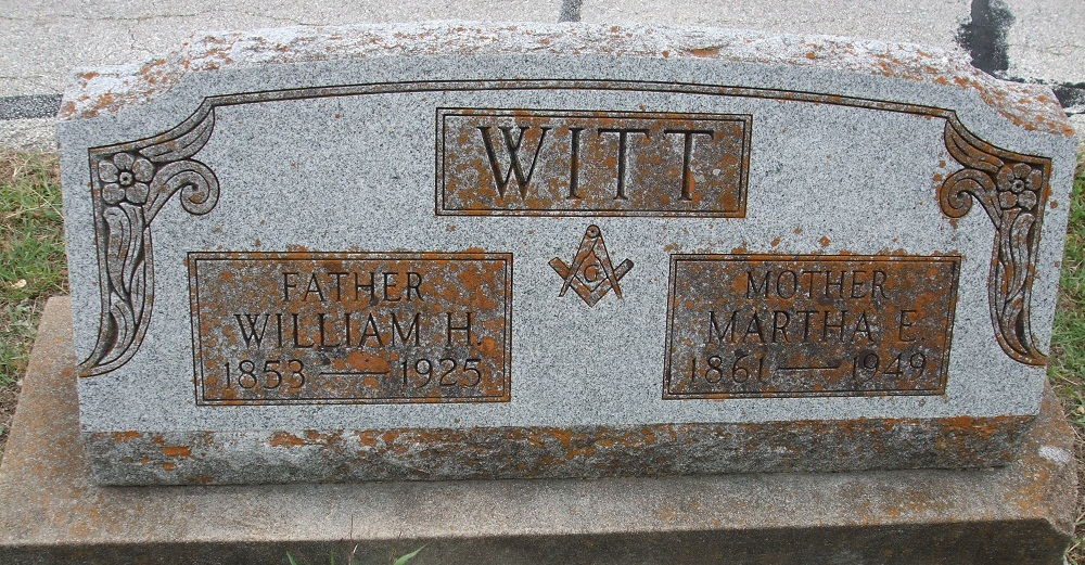 Martha Ellen <i>McElroy</i> Witt