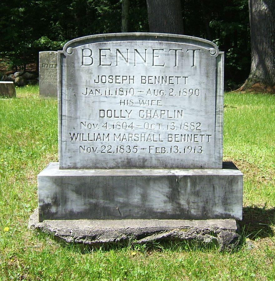 Dolly <i>Chaplin</i> Bennett