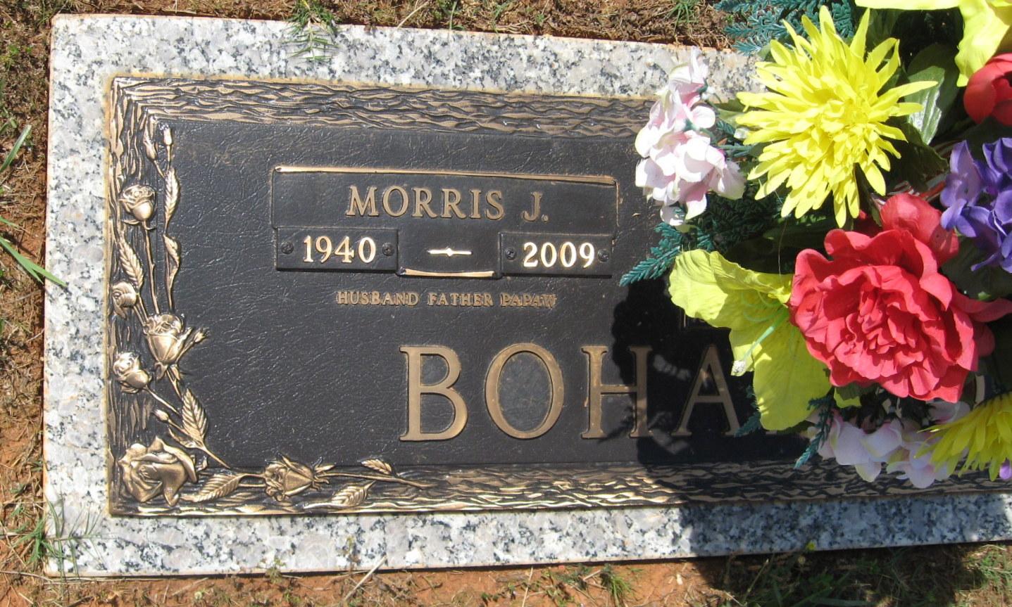 Morris J Bohannon