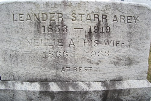 Leander Starr Arey