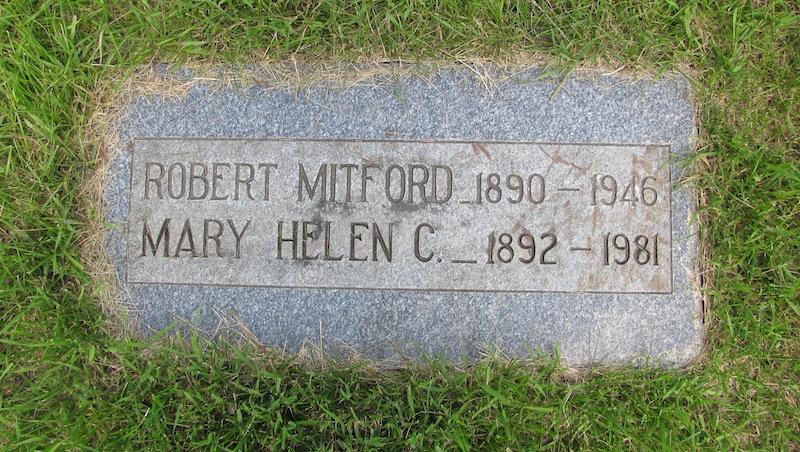 Robert Mitford Pinder