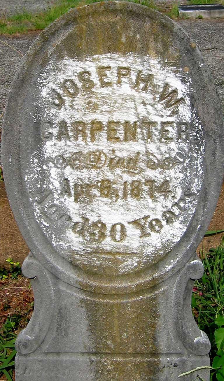 Joseph W. Carpenter