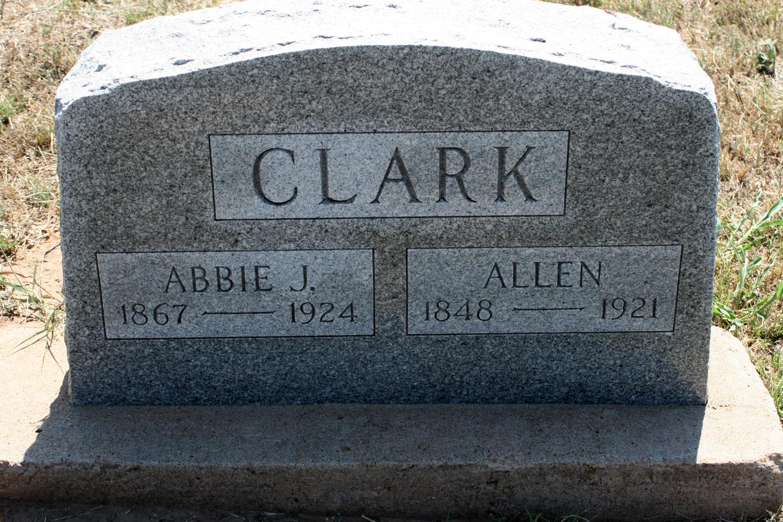 Allen C. Clark