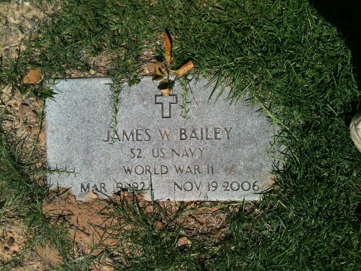 James W Bill Bailey