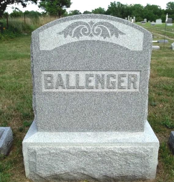Ernest E Ballenger