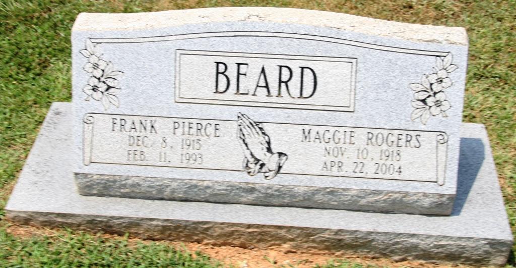 Maggie <i>Rogers</i> Beard