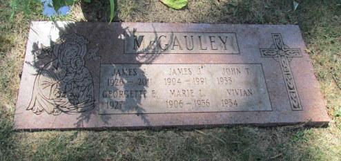 James J. McGauley, Jr