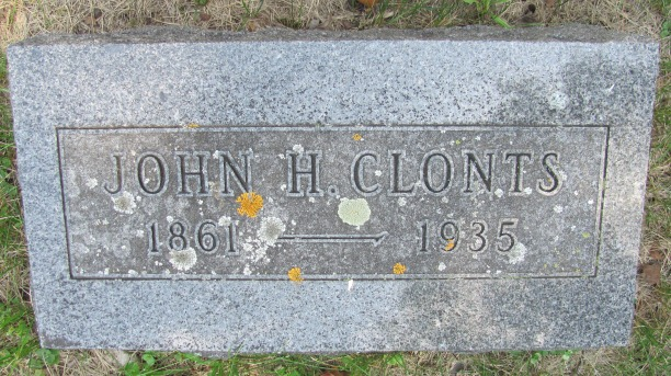 John Harris Clonts
