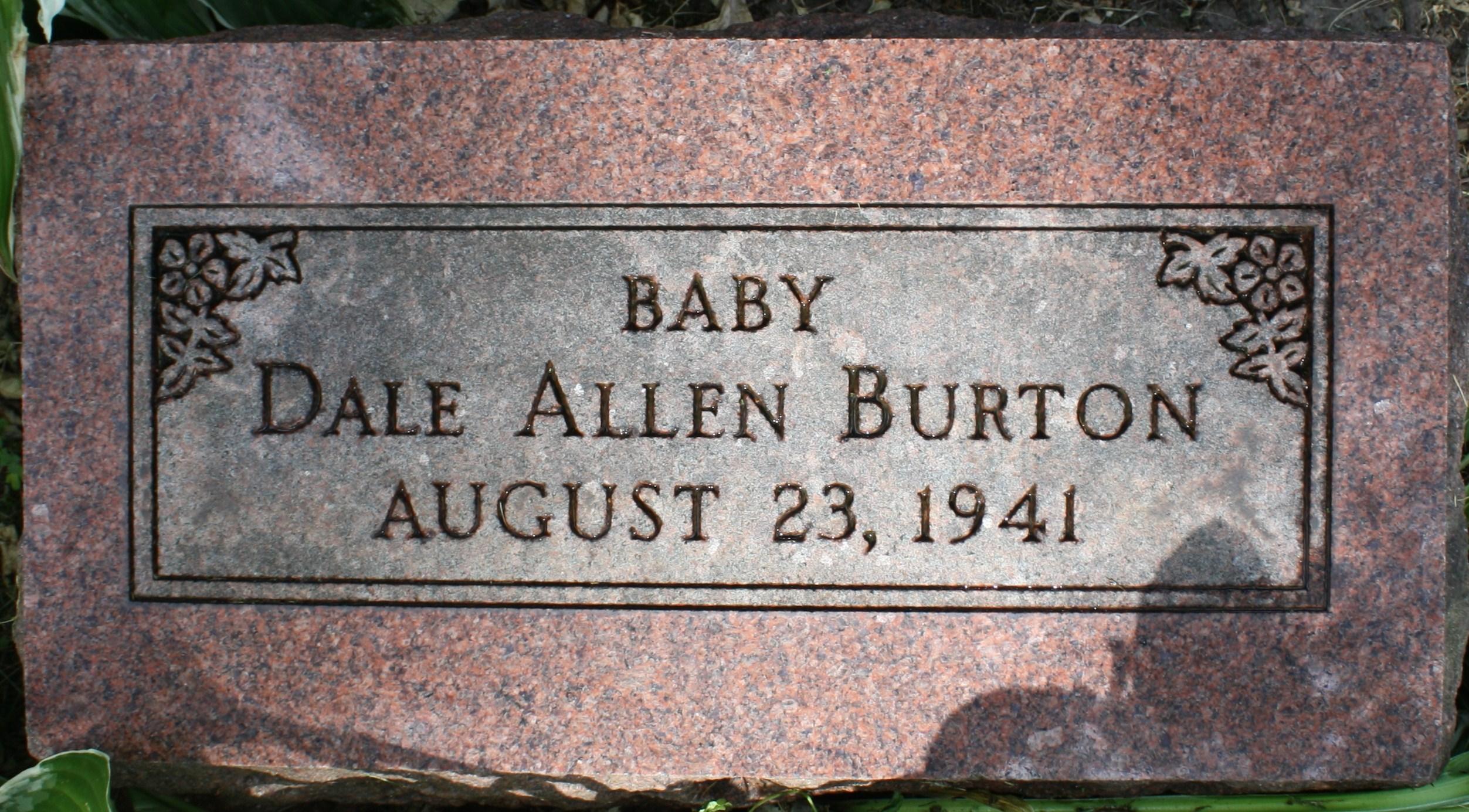 Dale Allen Burton