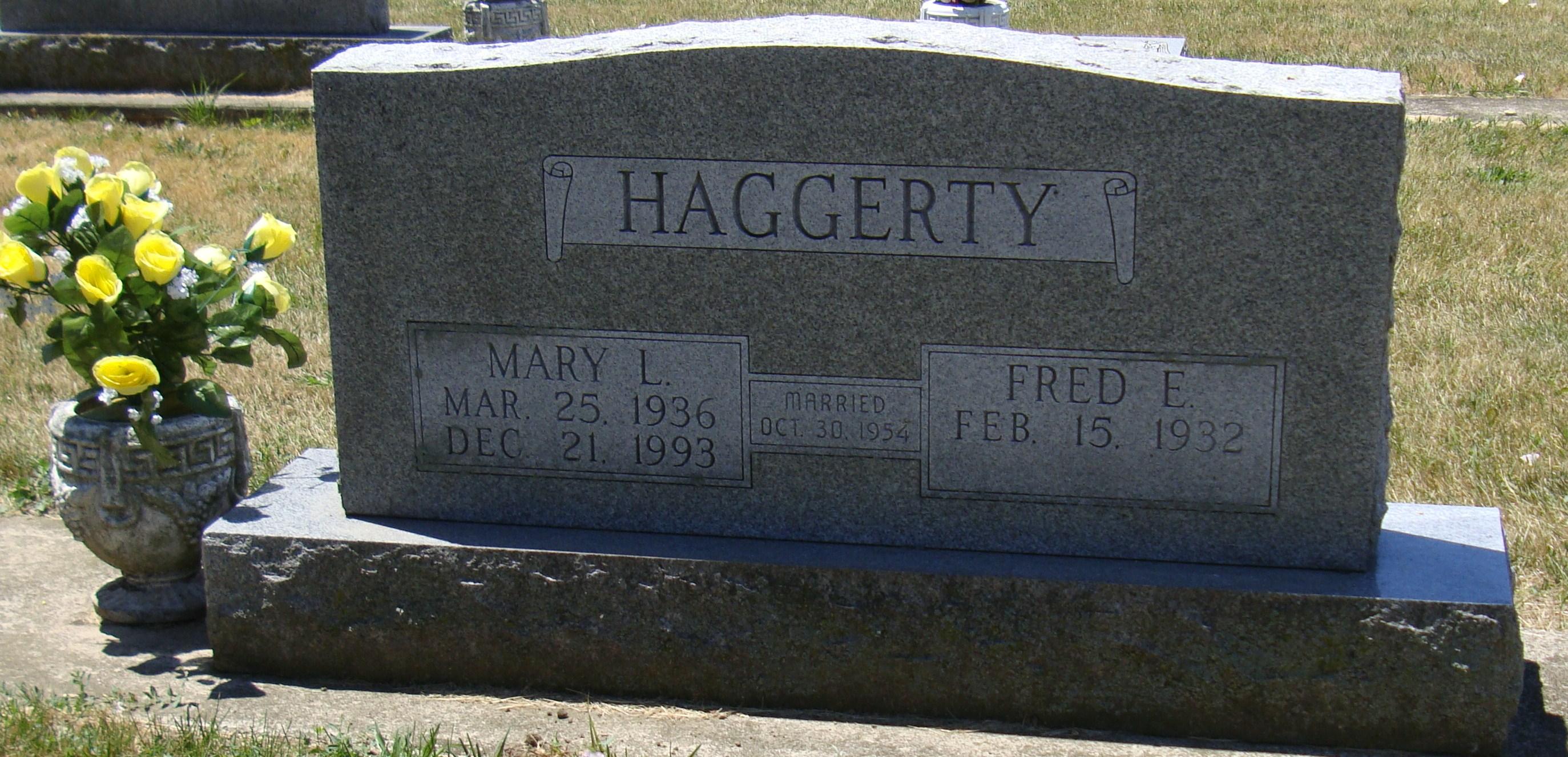 Mary L Haggerty