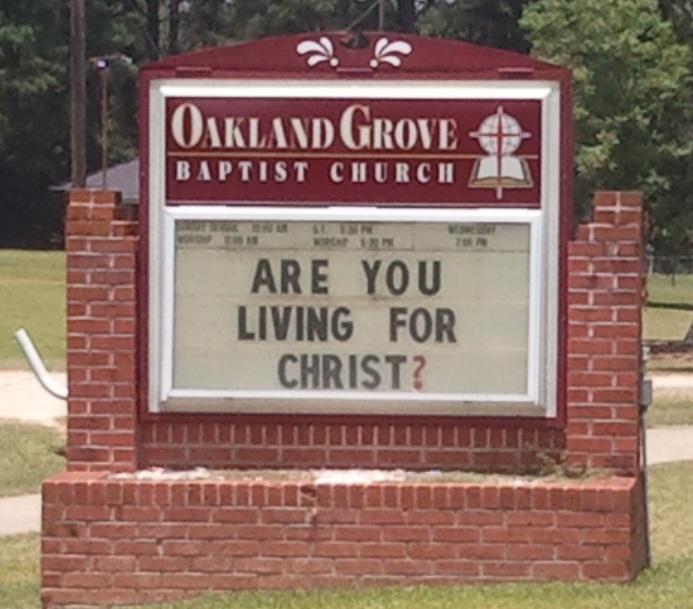 Oakland Grove Baptist Church Cemetery