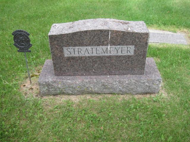 Elizabeth Marie <i>Roring</i> Stratemeyer