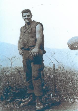 Corp Roy Douglas Hurlbert