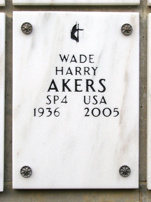 Wade Harry Akers