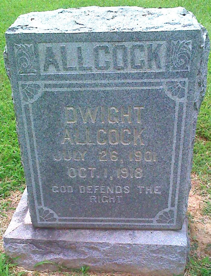 Dwight Allcock
