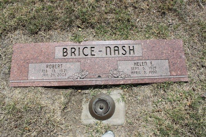 Robert Brice-Nash