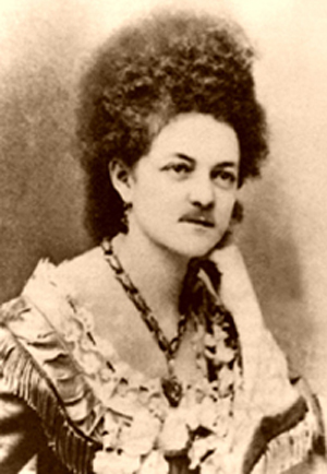 Simone Eleanore Dumont, Madame Mustache Jules