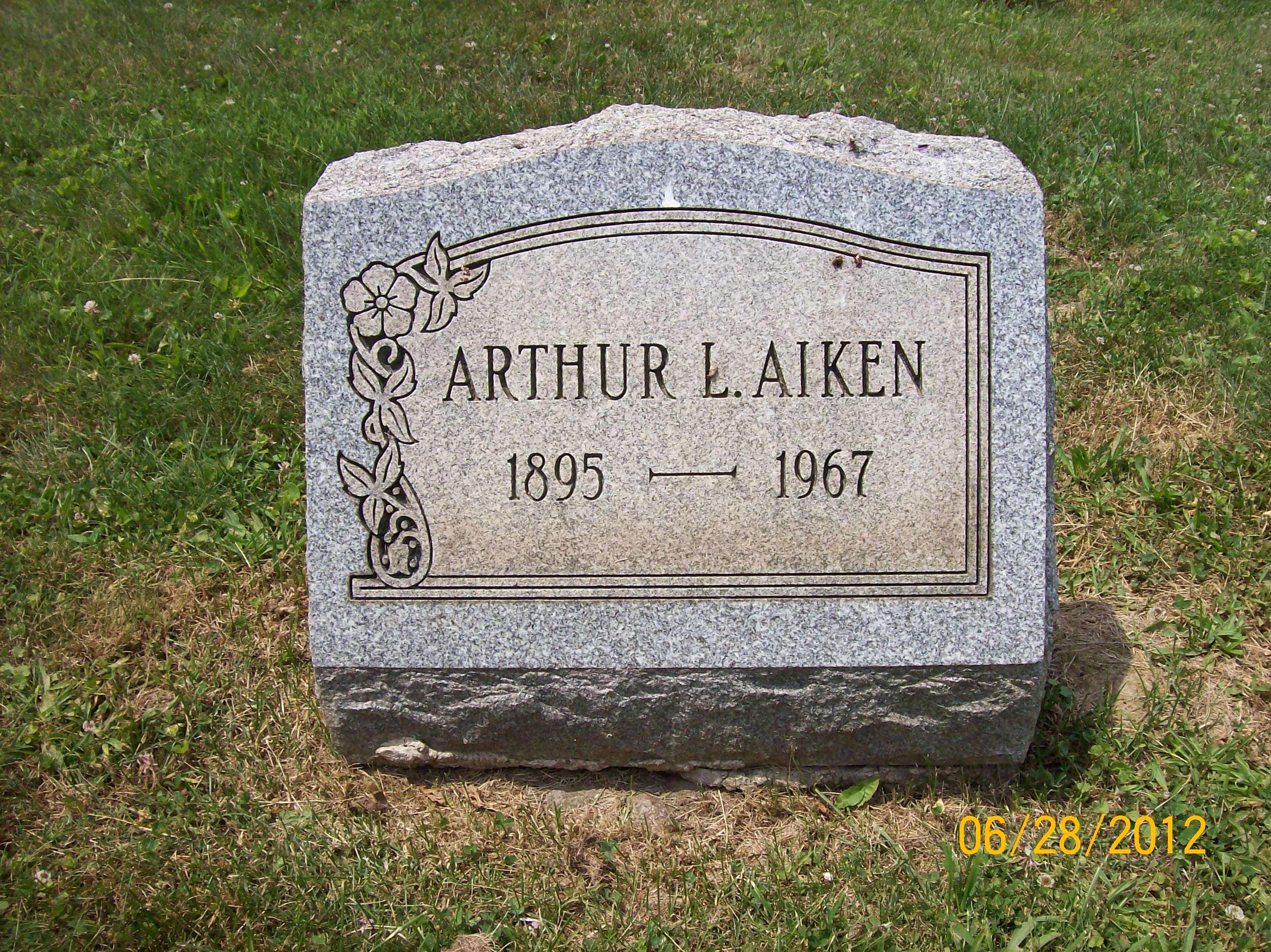Arthur L. Aiken