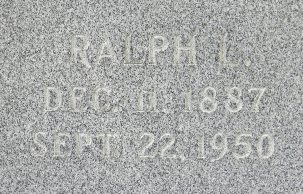 Ralph Lawrence Carr