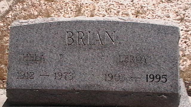 Leroy Brian