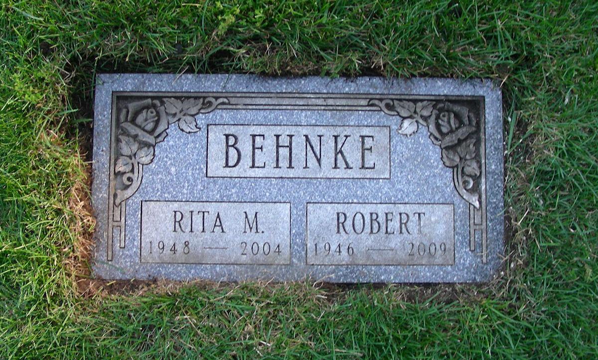 Rita M <i>Campbell</i> Behnke