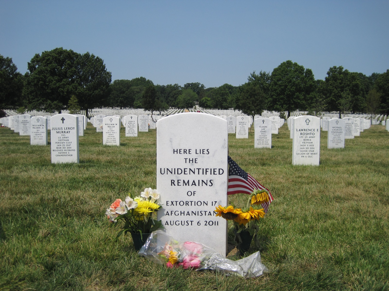 Unidentified Remains Extortion 17 (Unknown-2011) - Find A