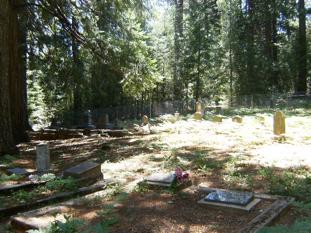 Pike City Cemetery