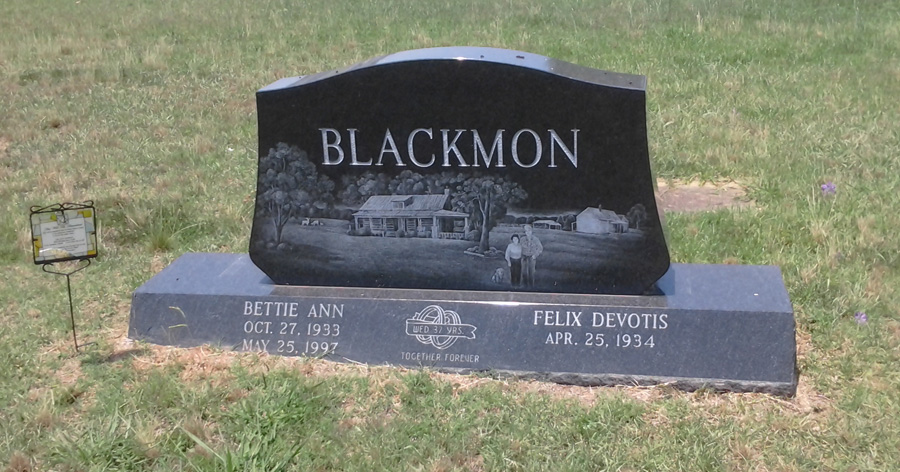 Mrs Betty Ann Blackmon