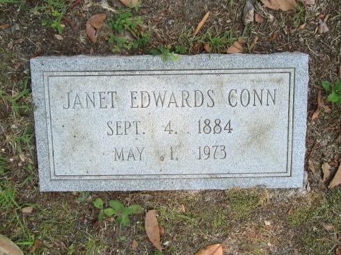 Janet <i>Edwards</i> Conn