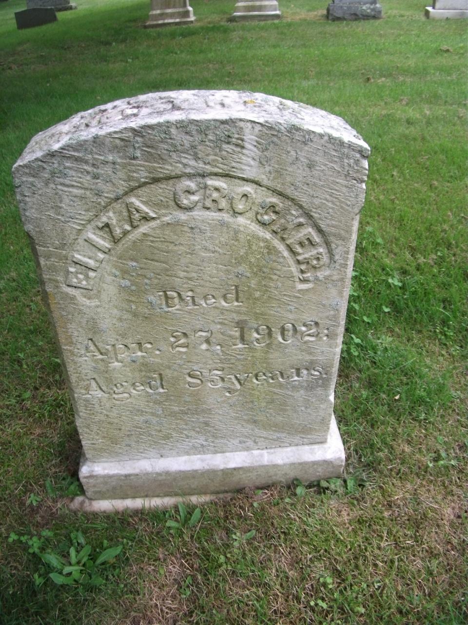 Eliza Crocker