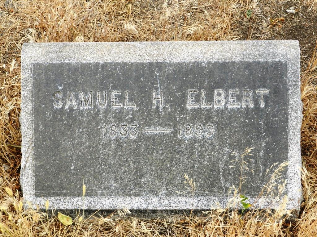 Samuel Hitt Elbert