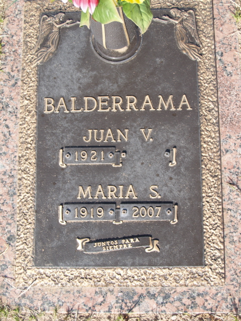 Maria S Balderrama